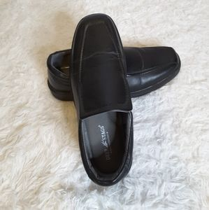 Deer Stags Greenpoint black slip on loafer sz 11W